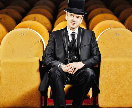 Сергей Измайлов. Мистер Сургут 2014.