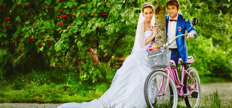 Игорь и Алёна.