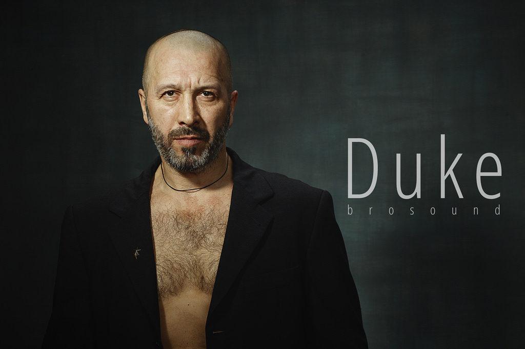Актерское портфолио. Дюк.